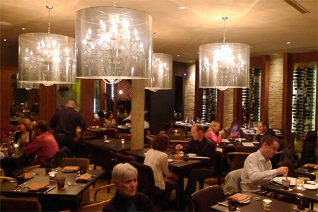 Dining Room at Sepia, Chicago, IL