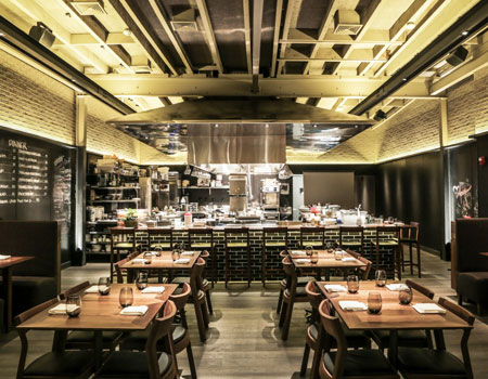 Serpico restaurant in Philadelphia serves ambitious pan-Asian fare