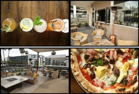 Dining Room at Settebello Pizzeria Napoletana, Marina del Rey, CA