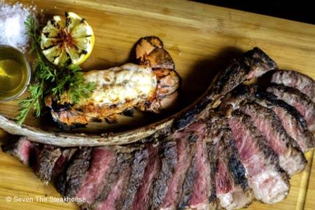 Seven The Steakhouse