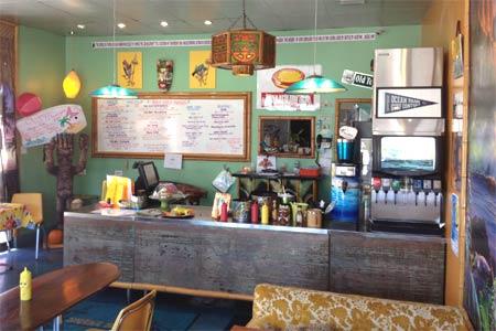 Shaka Shack Burgers, Santa Monica, CA