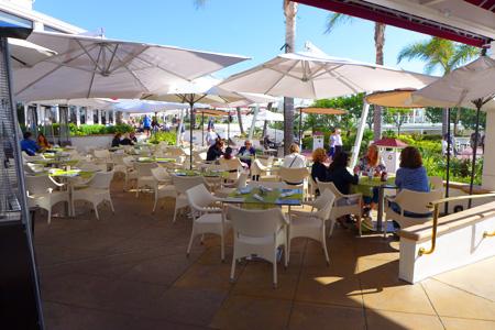 Dining Room at Sheerwater, Coronado, CA