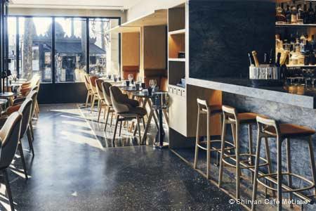 Shirvan Café Métisse, Paris, france