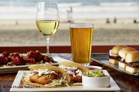 The Shores Restaurant, La Jolla, CA