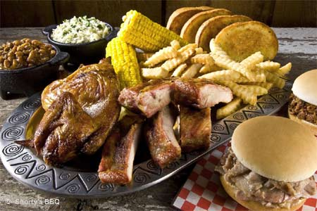 Shorty's BBQ in Miami serves some of the best BBQ in South Florida
