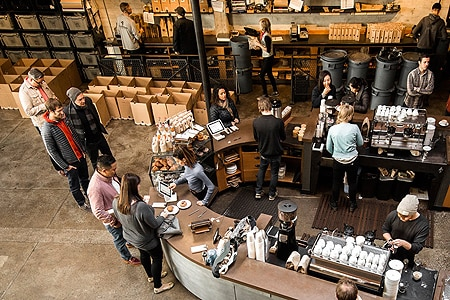 Sightglass Coffee, San Francisco, CA