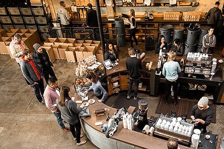 Sightglass Coffee, San Francisco, CA