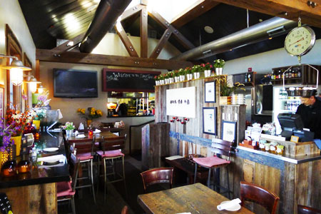 Silver Star Cafe, Park City, UT
