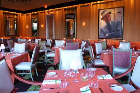 Dining Room at Sinatra, Las Vegas, NV