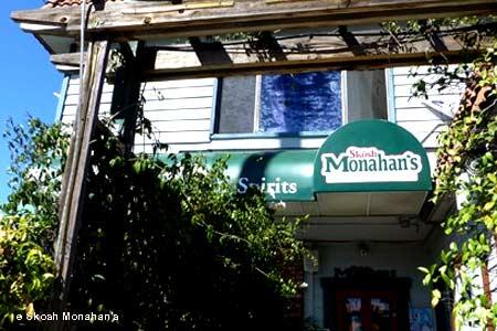 Skosh Monahan's, Costa Mesa, CA