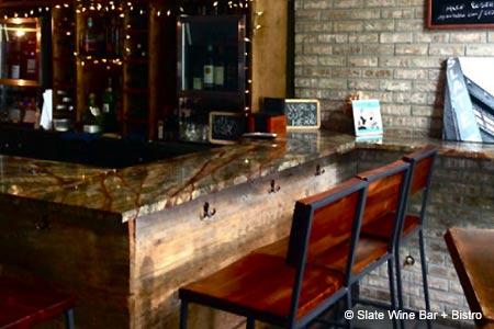 Slate Wine Bar + Bistro