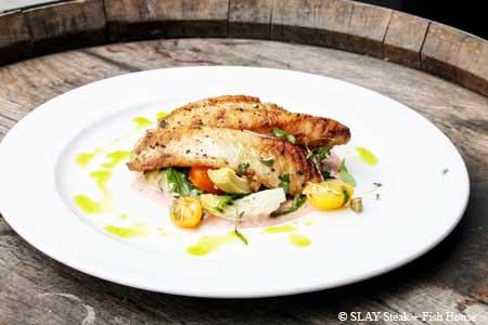 SLAY Steak + Fish House, Manhattan Beach, CA
