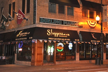 Dining Room at Sluggers World Class Sports Bar & Grill, Chicago, IL