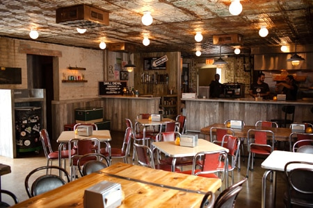 Brendan Sodikoff's Small Cheval in Bucktown is the second outpost of Au Cheval