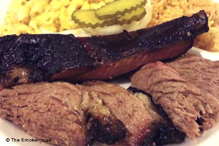 The Smokehouse, San Antonio, TX