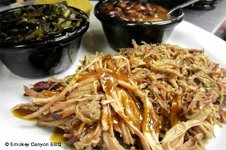 Smokey Canyon BBQ, Riverside, CA