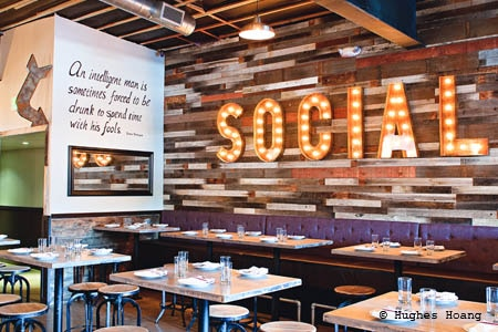 SOCIAL Costa Mesa hosts special Sunday Supper menus
