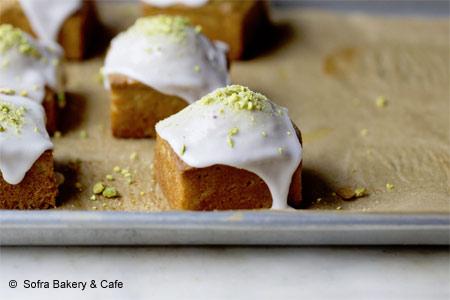 Sofra Bakery & Cafe, Cambridge, MA