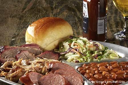 Sonny Bryan's Smokehouse, Dallas, TX