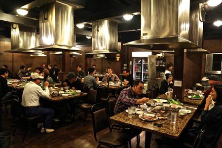 Seoul Cham Soot BBQ, La Cañada Flintridge, CA