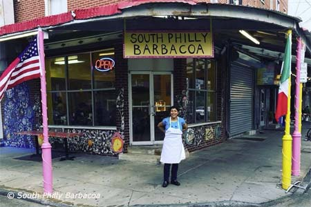 South Philly Barbacoa, Philadelphia, PA
