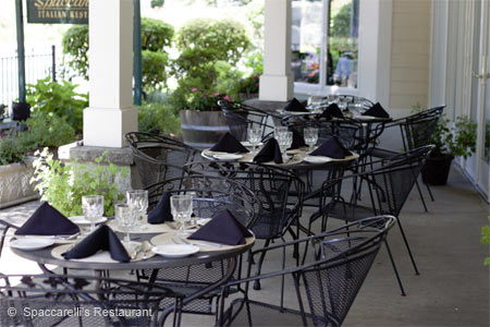 Spaccarelli's Restaurant is one of GAYOT's Best Outdoor Dining Restaurants in Westchester, NY