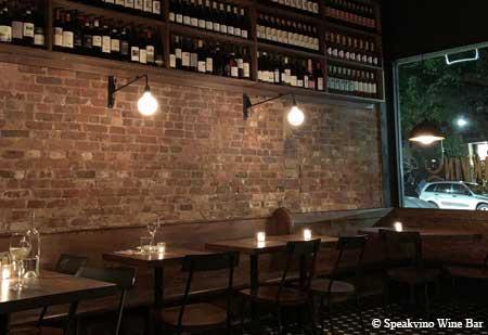 Speakvino Wine Bar, Brooklyn, NY
