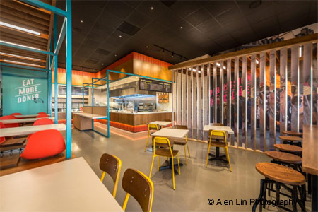 SpireWorks is open in Westwood Village