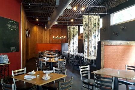 Sprig Restaurant & Bourbon Bar