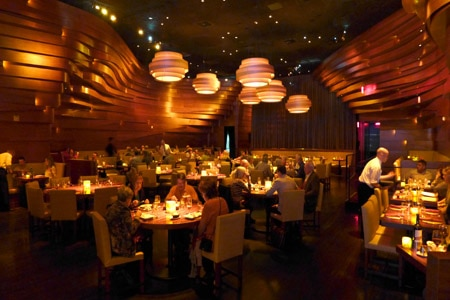 Dining Room at STACK, Las Vegas, NV