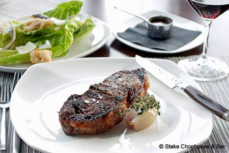 Stake Chophouse & Bar, Coronado, CA