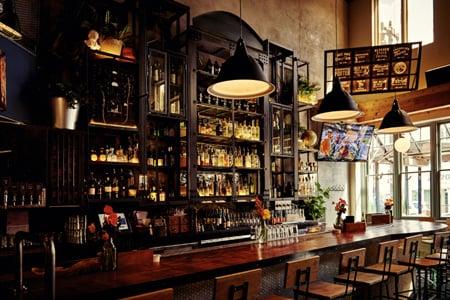 State Room Brewery Bar Kitchen, San Rafael, CA