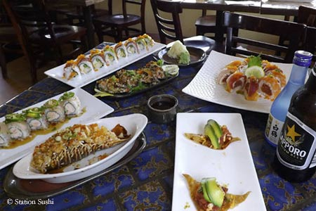 Station Sushi Restaurant Solana Beach San Diego Ca Reviews Gayot Station sushi is a restaurant that serves japanese and sushi on 125 n hwy 101 in solana beach, ca. station sushi restaurant solana beach san diego ca reviews gayot