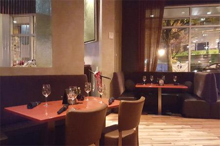 Steel Restaurant & Lounge, Atlanta, GA