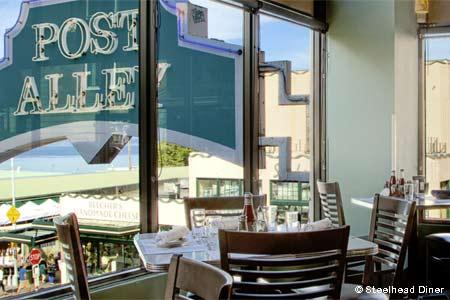 Steelhead Diner, Seattle, WA