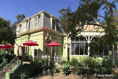 Stella Mare's, Montecito, CA