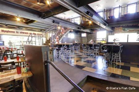 Stella's Fish Cafe & Prestige Oyster Bar, Minneapolis, MN