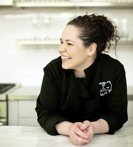 Chef Stephanie Izard will open Girl & the Goat in LA