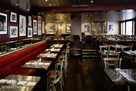 Sticky Fingers is one of GAYOT's Best Kid-Friendly Restaurants in London