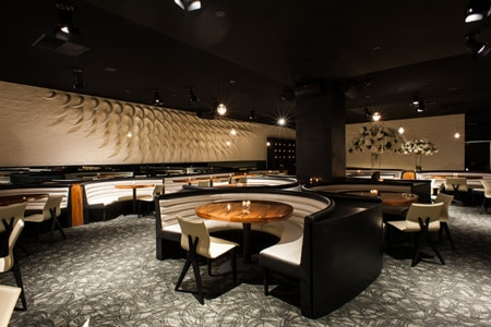 Dining Room at STK, Los Angeles, CA