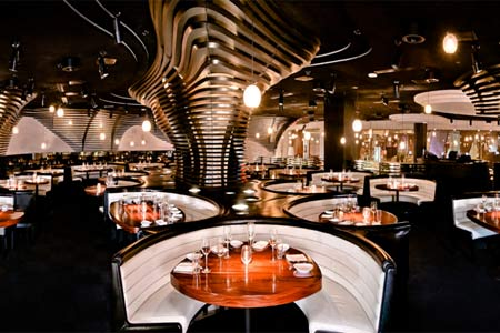 Dining Room at STK, Las Vegas, NV