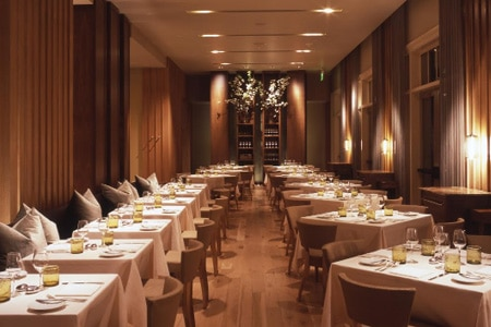 Chef Raj Dixit has departed Stonehill Tavern