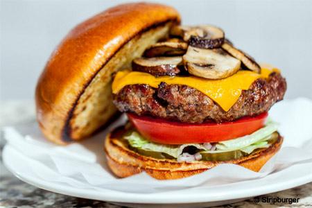 Stripburger & Chicken, Las Vegas, NV