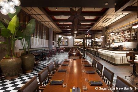Sugarcane Raw Bar Grill, Las Vegas, NV