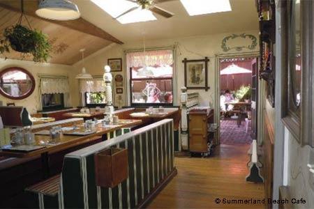 Summerland Beach Cafe