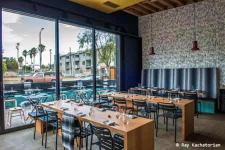 THIS RESTAURANT IS CLOSED Superba Snack Bar, Venice, CA