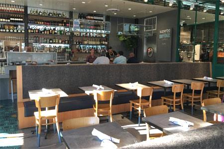 THIS RESTAURANT IS CLOSED Superba Food + Bread, El Segundo, CA