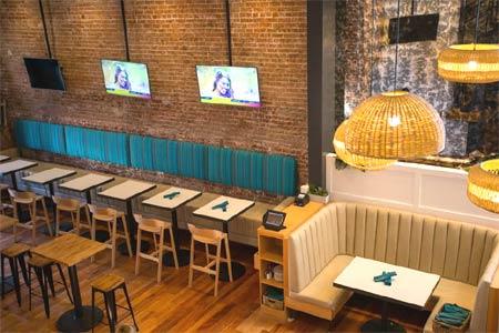 Surfside Venice Bar + Grill has opened just off the Venice Beach Boardwalk