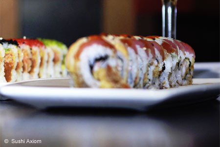 Sushi Axiom, Fort Worth, TX