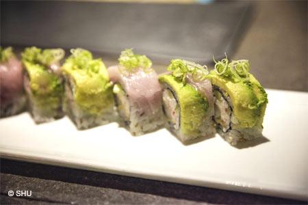 Sushi House Unico (SHU), Los Angeles, CA